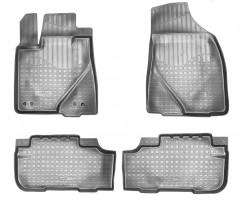 NorPlast Коврики в салон Toyota Highlander (14-) 5мест полиуритановые