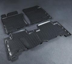 NorPlast Коврики в салон Toyota LC-Prado 120 (02-10)Lexus GX 470 (02-09) полиуритановые