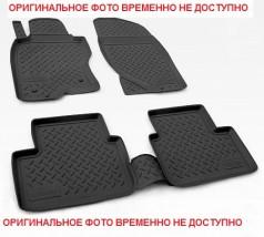 NorPlast Коврики в салон Volkswagen Caddy III (04-15) Volkswagen Caddy IV (15-) (2 задниен.сдвижные двери) полиуритановые