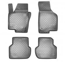 NorPlast Коврики в салон Volkswagen Passat B3(88-93)/B4(93-97) полиуритановые