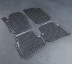 NorPlast Коврики в салон Volkswagen Polo V SD (10-) полиуритановые