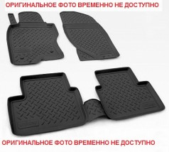 NorPlast Коврики в салон Volkswagen Tiguan 3D (16-) полиуритановые
