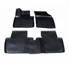 NorPlast Коврики в салон Volvo XC90 (15-) (5 мест) полиуритановые