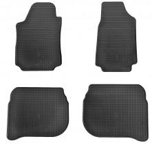 Коврики в салон резиновые Audi 100/A6 (C4) 90- (4 шт)