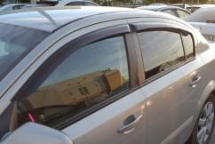 Ветровики Opel Astra H Sd 2007