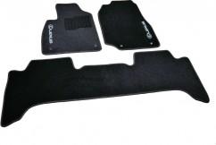 AVTM Коврики в салон текстильные Lexus LX470 (1998-2007) Черные,  комплект 3шт