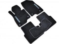 AVTM Коврики в салон текстильные Mazda 3 (2013-) Черные, комплект 5шт