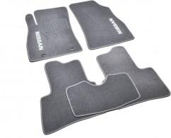 AVTM Коврики в салон текстильные Nissan Juke (2010-) МКП Серые, комплект 5шт