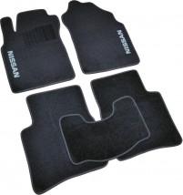 AVTM Коврики в салон текстильные Nissan Maxima A32/A33 (1994-2004) Черные комплект 5шт