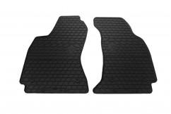 Коврики в салон резиновые Audi A4 (B5) 95-00 (design 2016) (2 шт)