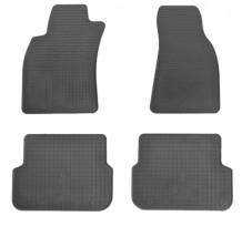 Коврики в салон резиновые Audi A6 04-11 (4 шт)