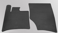 Stingray Коврики в салон резиновые Audi Q7 05-15 (2 шт)