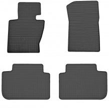 Stingray Коврики в салон резиновые BMW X3 (E83) 04- (4 шт)