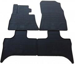 Stingray Коврики в салон резиновые BMW X5 (E53) 99- (4 шт)