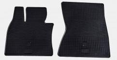 Коврики в салон резиновые BMW X5 (E70) 07-/(F15) 13-/ X6 (E71) 08-/ (F16) 14- (2 шт)