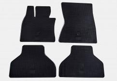 Коврики в салон резиновые BMW X5 (E70) 07-13/X6 (E71) 08-14 (4 шт)