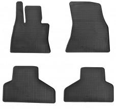 Stingray Коврики в салон резиновые BMW X5 (F15) 13-/ X6 (F16) 14- (4 шт)