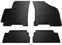 Stingray Коврики в салон резиновые Chevrolet Lacetti 04-/ Daewoo Gentra 13- (design 2016) (4 шт)