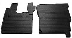 Stingray Коврики в салон резиновые DAF CF (2000-2013) (design 2016) (2 шт)