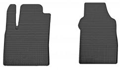 Stingray Коврики в салон резиновые Fiat 500 07- (2 шт)