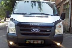 VIP Tuning Дефлектор капота  FORD Transit c 2007-2014