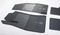 Stingray Коврики в салон резиновые Fiat Doblo 10-/Opel Combo 11-/Doblo Cargo 10- (2 шт) (design 2016)