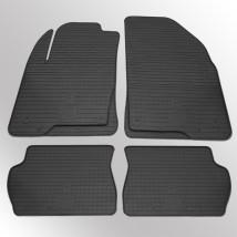 Stingray Коврики в салон резиновые Ford Fiesta 02-08/Ford Fusion 02-/ Mazda 2 02- (4 шт)