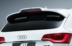 AVTM Спойлер заднего стекла  Audi Q7 2005-2015 / ABT Sportline