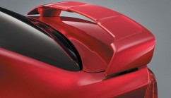 AVTM Спойлер крышки багажника Mitsubishi Lancer X (2007-)