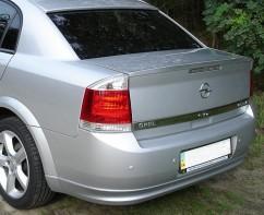 AVTM Спойлер крышки багажника Opel Vectra C (2002-2008)