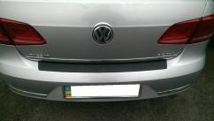 AVTM Наклакда на задний бампер Volkswagen Passat B7 (2010-2015)