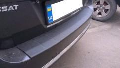 AVTM Наклакда на задний бампер Volkswagen Passat B7 COMBI (2010-2015)