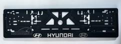 AVTM Рамка номерного знака Hyundai