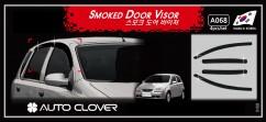 Дефлекторы окон Chevrolet Aveo Hb 2002-2011/ZAZ Vida Hb 2012-