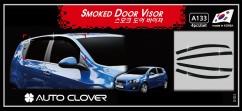 Дефлекторы окон Chevrolet Aveo Hb 2012-