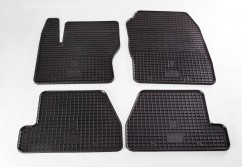 Stingray Коврики в салон резиновые Ford Focus C-Max 11- (4 шт)