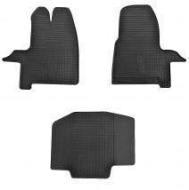 Stingray Коврики в салон резиновые Ford Transit Custom 12- /Tourneo Custom 12- (3 шт)