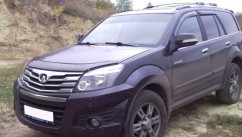 VIP Tuning Дефлектор капота  Great Wall Hover H3 с 2010