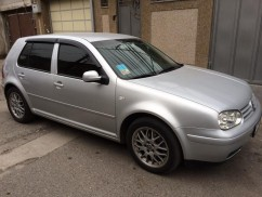 Ветровики VW Golf IV 5d 1999-2005  Cobra Tuning