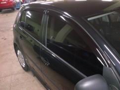 Ветровики VW Golf V 5d 2003-2008/Golf VI 5d 2008