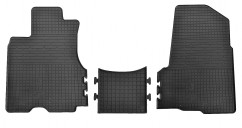 Stingray Коврики в салон резиновые Honda CR-V 02-07 (3 шт)