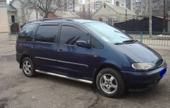Ветровики VW Sharan 1996/Ford Galaxy 1996-2006  Cobra Tuning