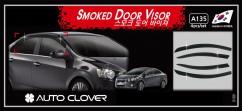 Дефлекторы окон Chevrolet Aveo Sd 2012-