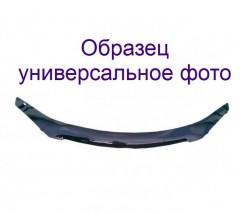 Дефлектор капота (мухобойка) RENAULT MEGANE, sd, wg, hb 2006-2009