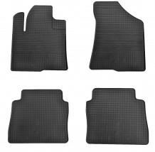 Stingray Коврики в салон резиновые Hyundai Santa Fe 06-/10- (4 шт)