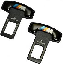 JTEC Заглушки ремня безопасности BMW -M