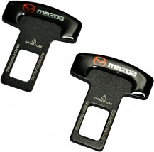 JTEC Заглушки ремня безопасности Mazda