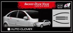 Дефлекторы окон Chevrolet Lacetti Wagon 2004-
