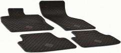 Коврики в салон резиновые Audi A3 2012- / Volkswagen Golf 7 2013- / Seat Leon 2013-