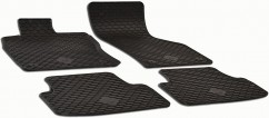 Doma Коврики в салон резиновые Audi A3 2012- / Volkswagen Golf 7 2013- / Seat Leon 2013-